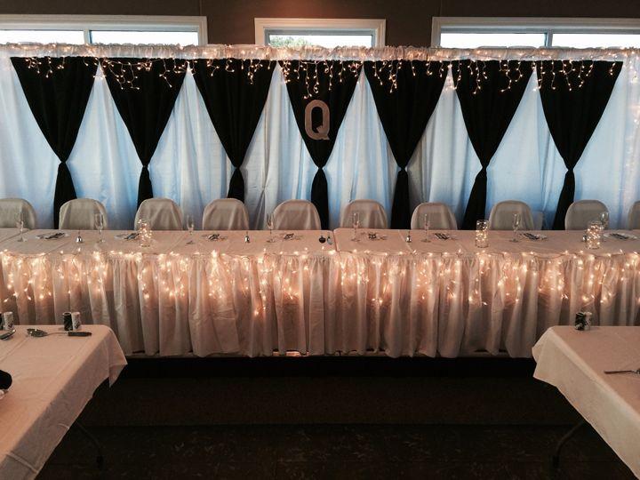 Tmx White With Black Drape 51 410049 1556308532 Norwalk, Iowa wedding venue