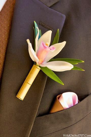 800x800 1426288685317 orchid bamboo boutonniere calistoga ranch wedding