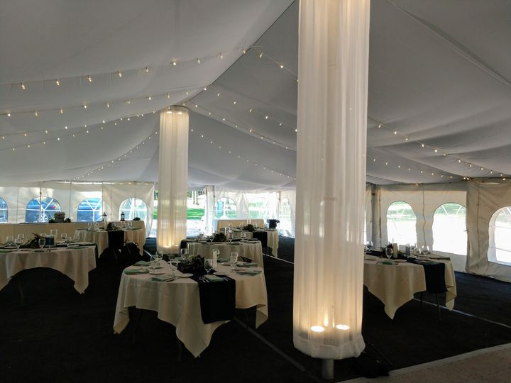 Tmx 1537302555 A76b5ed7e103ff2f 1537302553 3f80cb415bf85475 1537302535597 7 Tent Eagle River, WI wedding rental