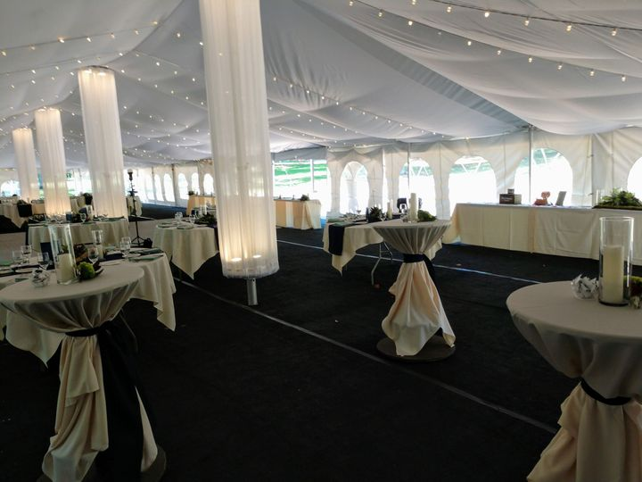 Tmx 1537302556 28b62c35f90f3bed 1537302553 B39b965da8a70b8e 1537302535600 8 Tent2 Eagle River, WI wedding rental