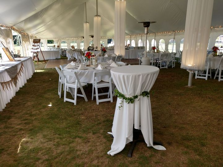 Tmx 1537302581 2af4746663e17e5a 1537302579 E686b40db080ca96 1537302535604 11 Tent5 Eagle River, WI wedding rental