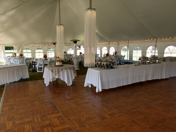 Tmx 1537302582 C62b8bdd977e6c2b 1537302580 5bb33b3190d5036a 1537302535606 13 Tent7 Eagle River, WI wedding rental