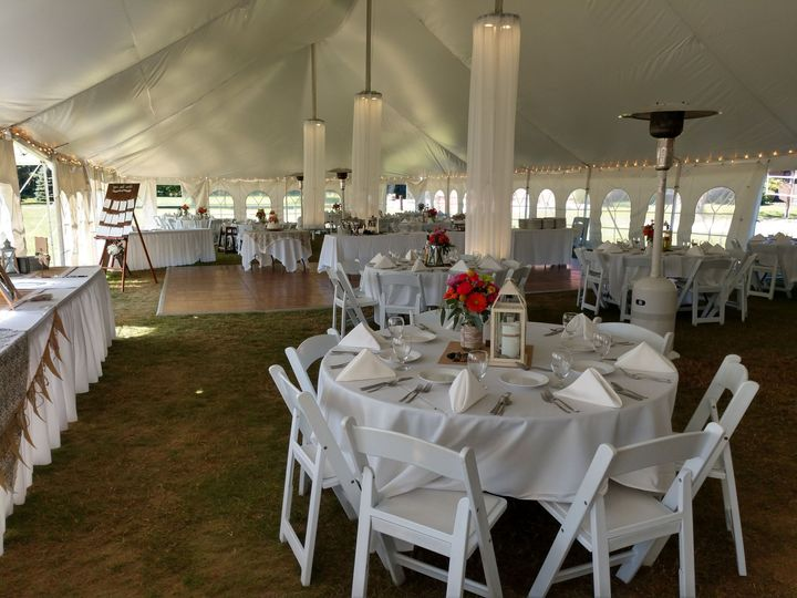 Tmx 1537302582 D0c559e076db051a 1537302579 731bc1237b8f9614 1537302535604 12 Tent6 Eagle River, WI wedding rental
