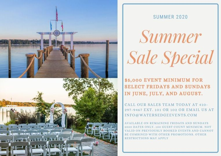 Summer Sale Special