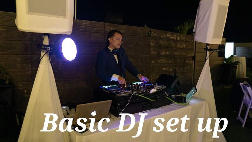 Basic DJ Set Up