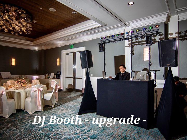 Tmx 1 Dj Booth Upgrade Available 51 712049 158533413730953 Tampa, FL wedding dj