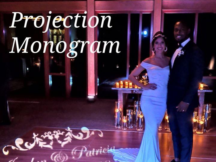 Tmx 11 Monogram Projection 51 712049 158533667598234 Tampa, FL wedding dj