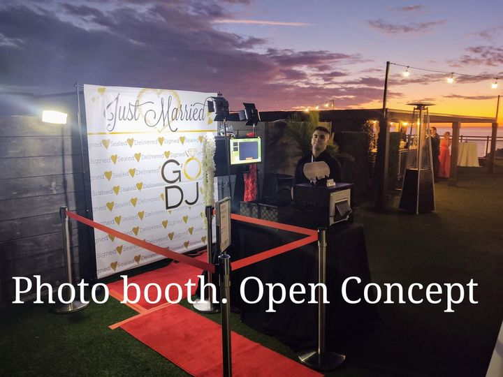 Tmx 3 Photo Booth With Red Carpet 51 712049 158533662678340 Tampa, FL wedding dj