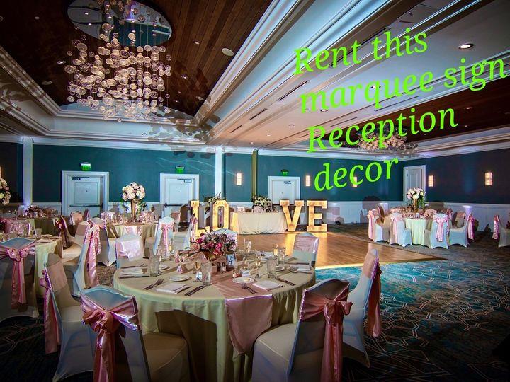 Tmx 8 Marquee Love Sign Jpg 51 712049 158533365444008 Tampa, FL wedding dj