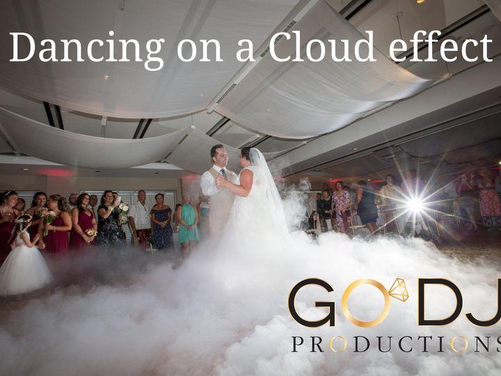 Tmx 9 Dancing On A Cloud Effect  51 712049 158533378097568 Tampa, FL wedding dj