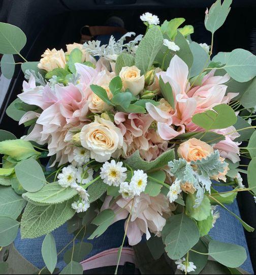 Dalia bouquet