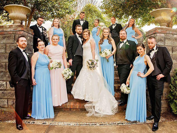 Tmx 1527261134 36d35e3415d0369f 1527261133 5442c2614672a1bc 1527261132919 1 Barclay Villa MG 1 Fayetteville wedding photography