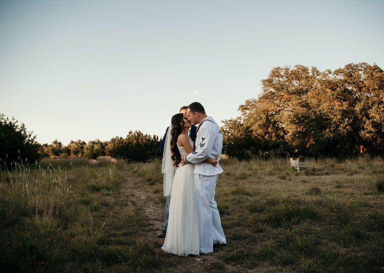 Cibolo Nature Reserve Wedding