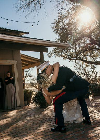 Three B Ranch Wedding