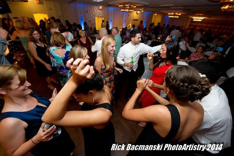 No Dance Floor Fee