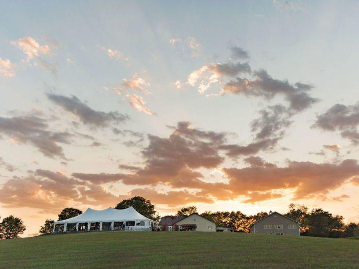 Tmx 1518474073 1dc7c2c8e455b2d8 1518474072 2697d2ade68e268b 1518474068136 8 Sunset Over Tent A Augusta, MO wedding venue