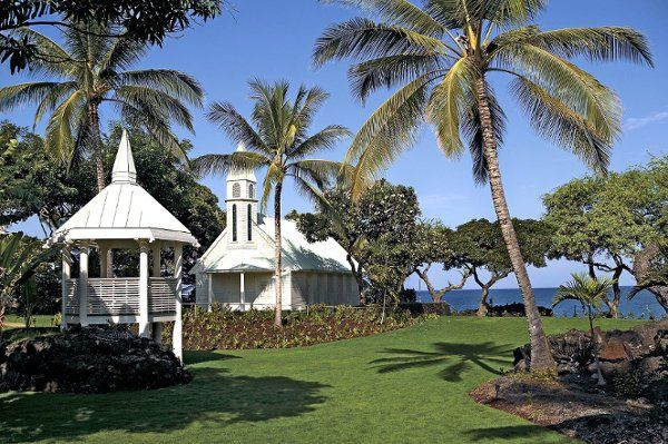 The bayside wedding center is a popular location with its intimate gazebo, quaint chapel, and serene...