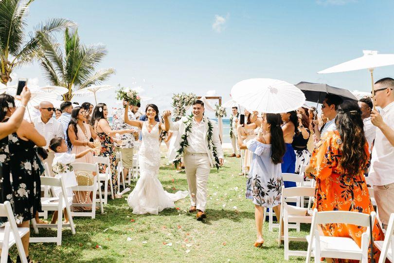 Tere & Aarik, Oahu 2019