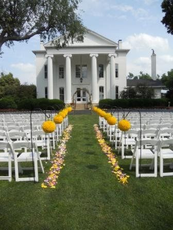 Mansion ceremony area