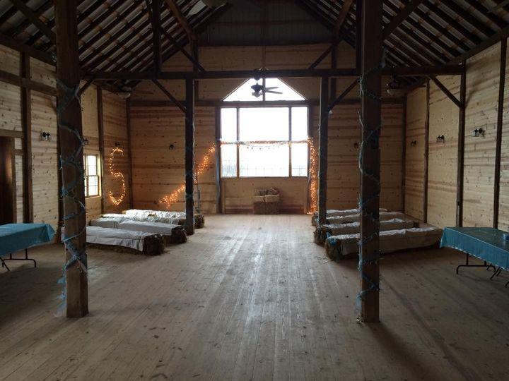 the barn in adamsville wedding ceremony reception venue