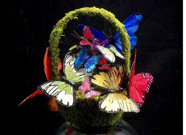 Tmx 1301966265818 Butterflybasket Central Valley wedding florist