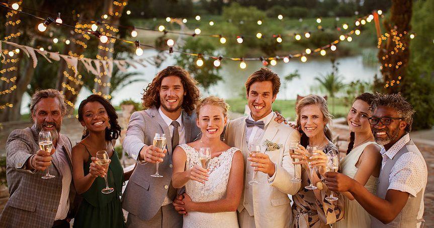 Join us for a fairytale wedding!