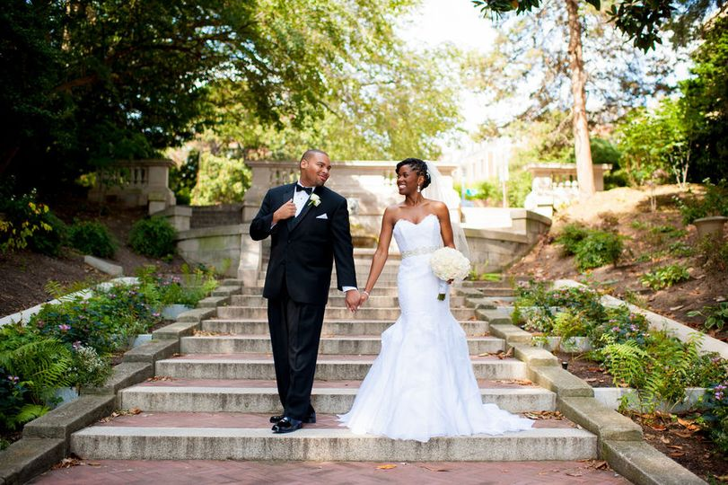 f343f14fa635aaca Washington DC African American Wedding Ceremony 3