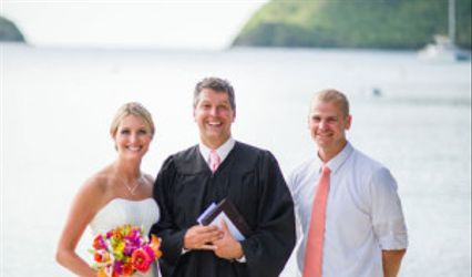 Michael, a St. Thomas Wedding Officiant