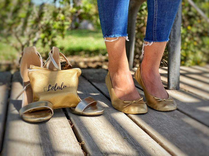 Tmx Gold With Heels 51 1978049 160802694192029 Los Angeles, CA wedding favor