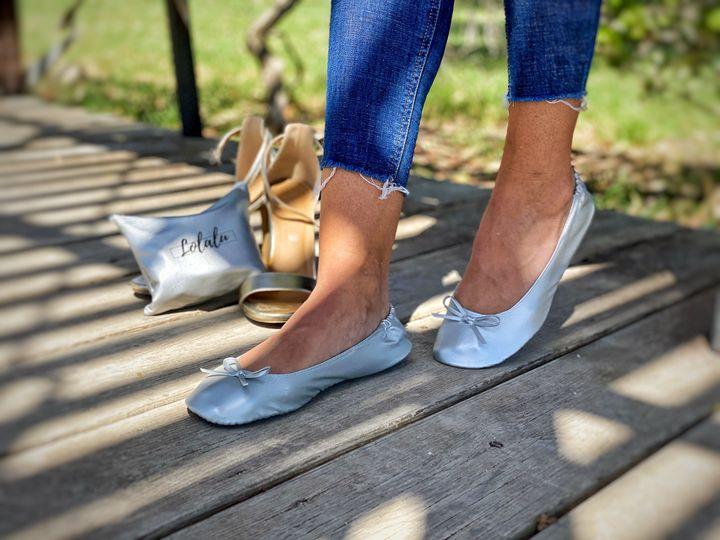 Tmx Silver With Heels 2 51 1978049 160802685312301 Los Angeles, CA wedding favor