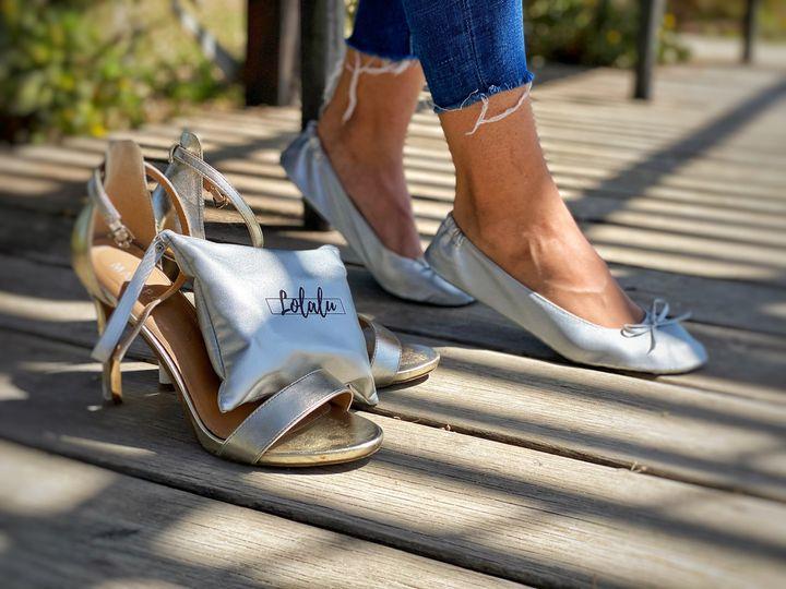 Tmx Silver With Heels 51 1978049 160802685467252 Los Angeles, CA wedding favor
