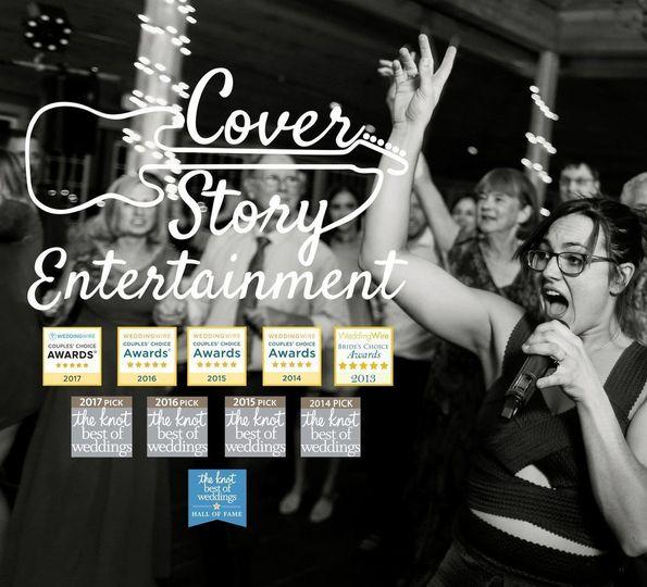 Cover Story Entertainment Band Taunton Ma Weddingwire