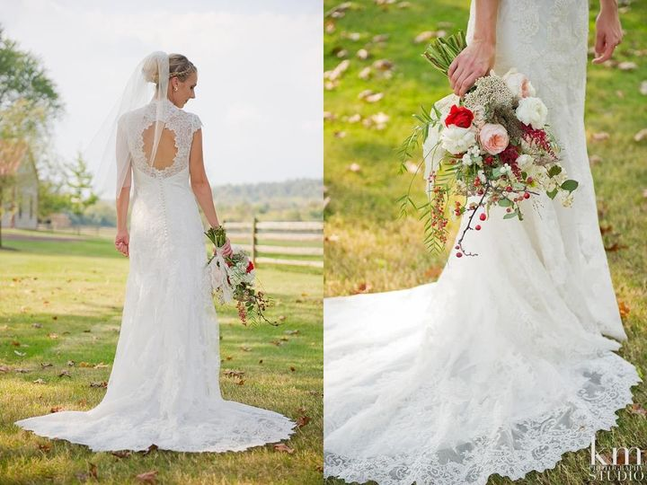 Tmx 1440101113126 126841310151868487138723792253796o1 York wedding florist