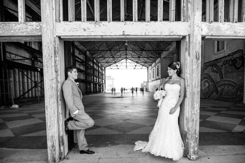 Asbury Park NJ Wedding