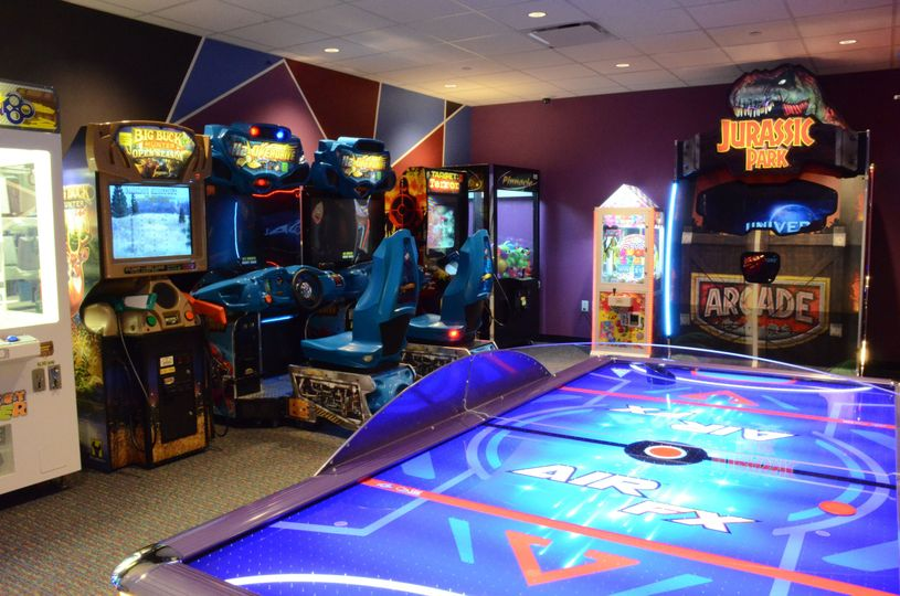Arcade for kids and kids at heart!
