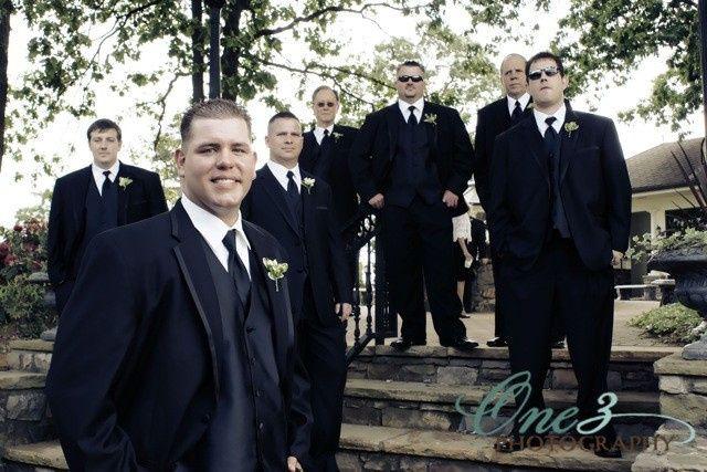 d groomsmen