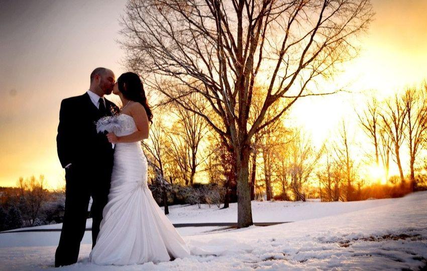 winter bridegroom