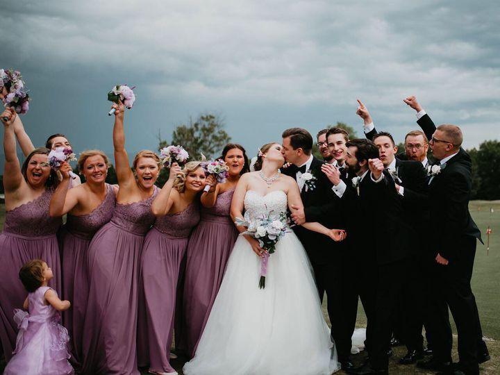 Tmx Bridal Party Kiss 51 611149 160046363313485 Conover, NC wedding venue