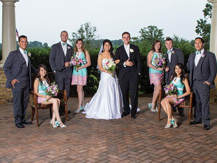 Tmx Bridal Party Patio 51 611149 160046363345208 Conover, NC wedding venue