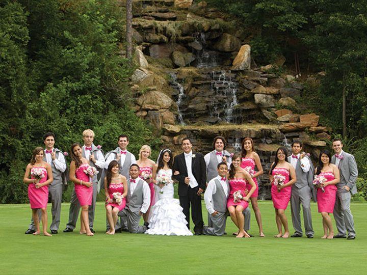 Tmx Bridal Party Waterfall Pink 51 611149 160046363468286 Conover, NC wedding venue