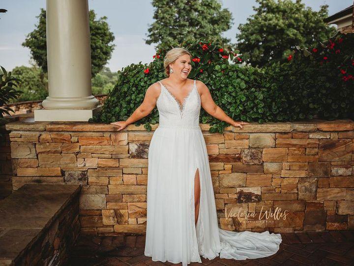 Tmx Bride Rock Wall 51 611149 160046362968060 Conover, NC wedding venue