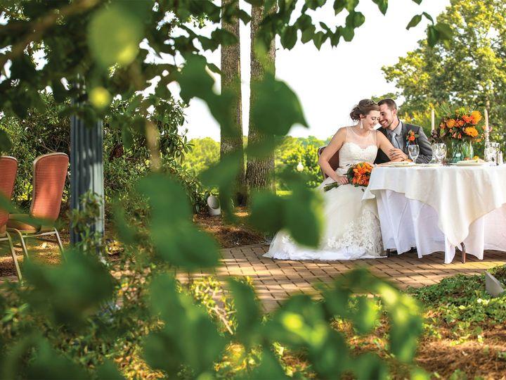 Tmx Coupletablethroughleaves 51 611149 160046363247620 Conover, NC wedding venue