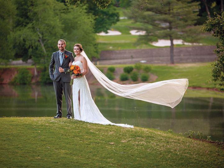 Tmx Coupleveilpondcloseup 51 611149 160046363292582 Conover, NC wedding venue