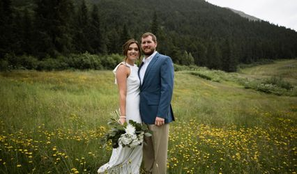 The wedding of Bailey and Clint