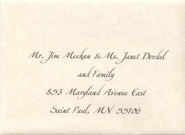 Tmx 1202357493946 KONSCalligraphy Minneapolis wedding invitation