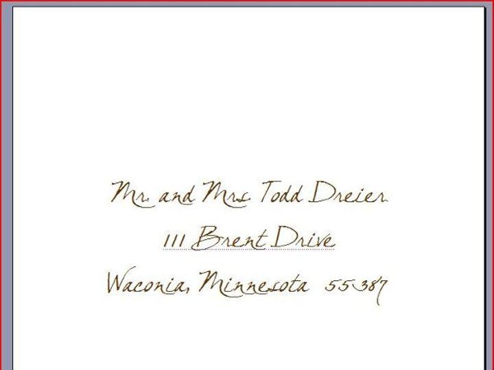 Tmx 1220492271170 Doys2 Minneapolis wedding invitation