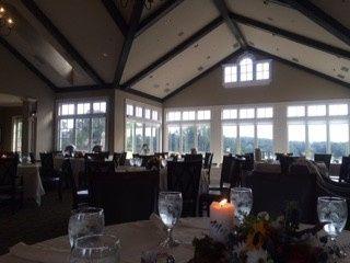 Summit reception area