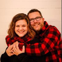 Colleen and Dustin Brackins