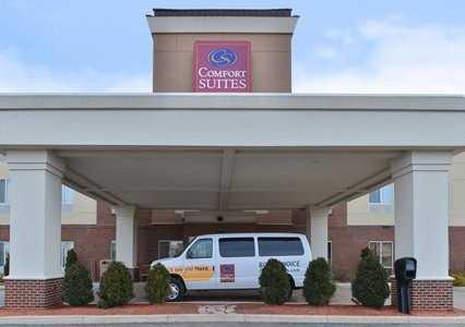 Comfort Suites - Champaign, Urbana