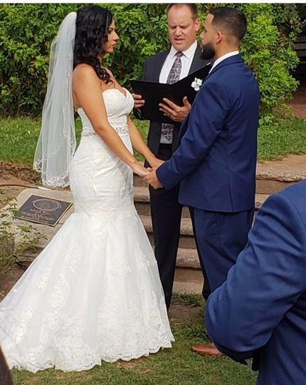 Wedding at Elizabeth Park